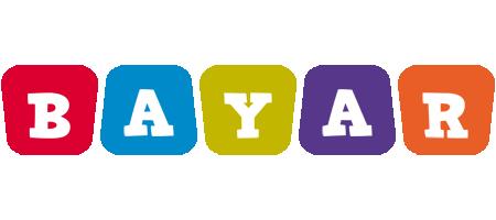 Bayar daycare logo