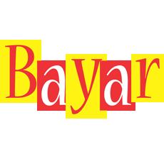 Bayar errors logo