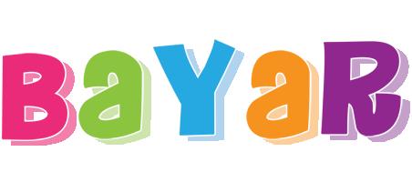 Bayar friday logo
