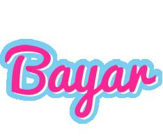 Bayar popstar logo