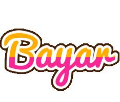 Bayar smoothie logo