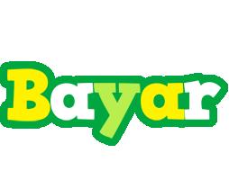 Bayar soccer logo