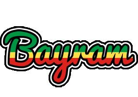 Bayram african logo