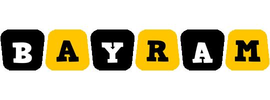 Bayram boots logo