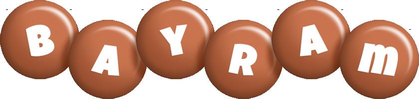 Bayram candy-brown logo