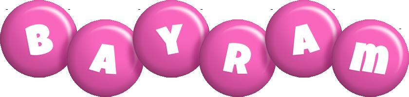 Bayram candy-pink logo