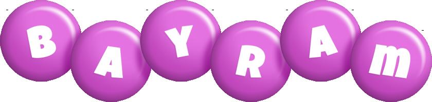 Bayram candy-purple logo