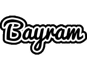 Bayram chess logo