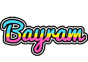 Bayram circus logo