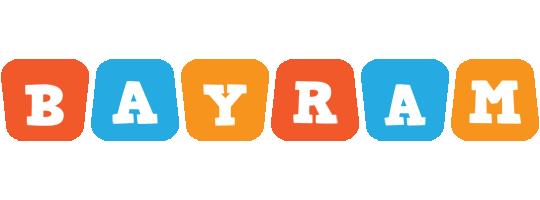 Bayram comics logo