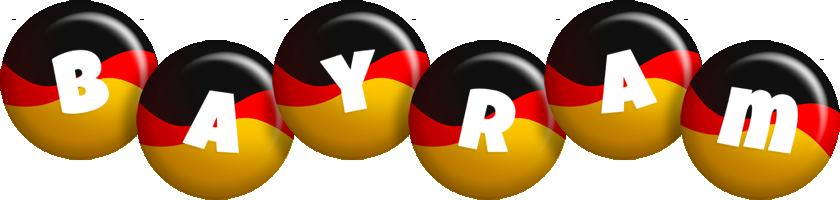 Bayram german logo
