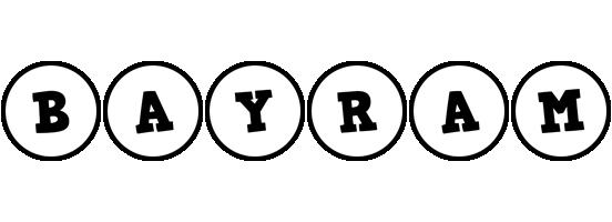 Bayram handy logo