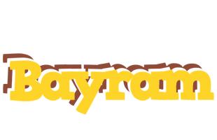 Bayram hotcup logo