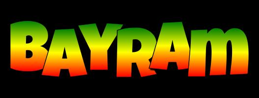 Bayram mango logo
