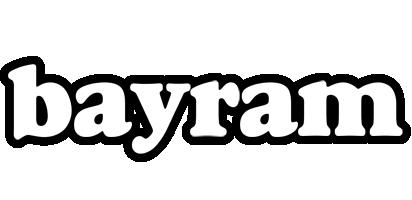 Bayram panda logo