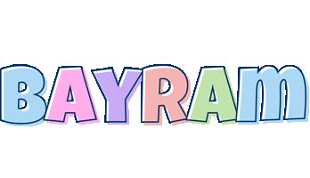 Bayram pastel logo