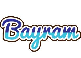 Bayram raining logo