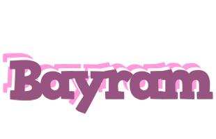 Bayram relaxing logo