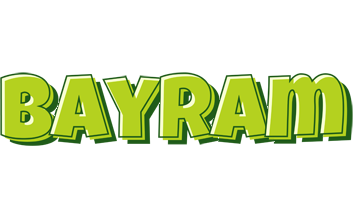 Bayram summer logo