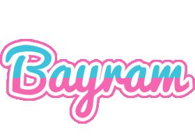 Bayram woman logo