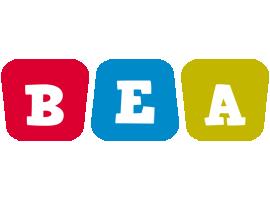 Bea kiddo logo