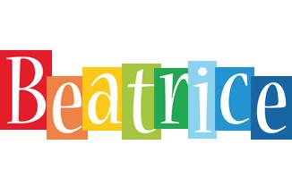 Beatrice colors logo