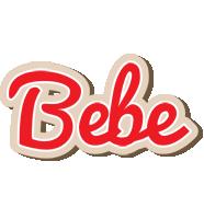 Bebe chocolate logo
