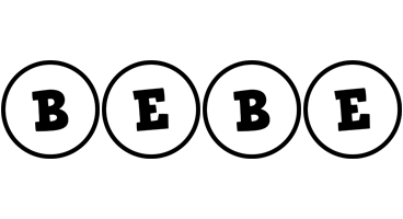 Bebe handy logo