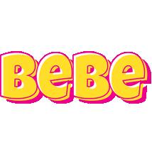 Bebe kaboom logo