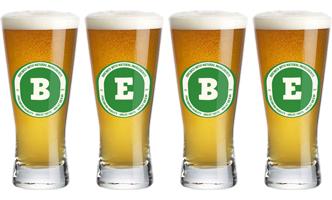 Bebe lager logo