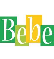 Bebe lemonade logo