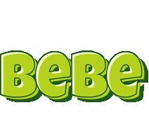 Bebe summer logo