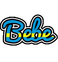 Bebe sweden logo
