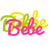 Bebe sweets logo