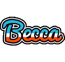 Becca america logo
