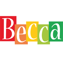 Becca colors logo