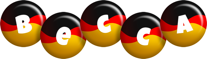 Becca german logo