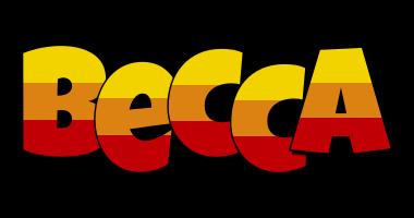Becca jungle logo