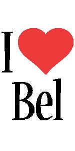 Bel i-love logo
