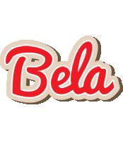 Bela chocolate logo