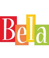 Bela colors logo