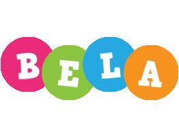 Bela friends logo