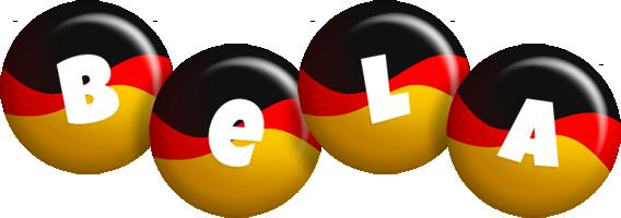 Bela german logo