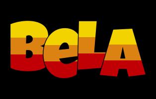 Bela jungle logo