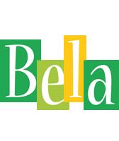 Bela lemonade logo