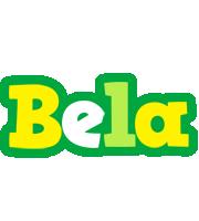 Bela soccer logo