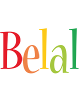 Belal birthday logo