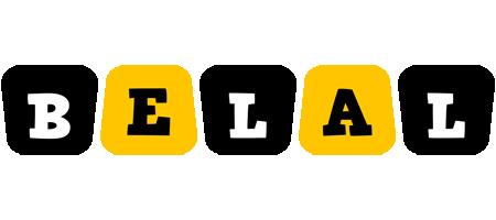 Belal boots logo