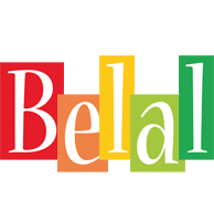 Belal colors logo
