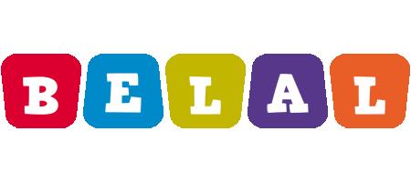 Belal kiddo logo